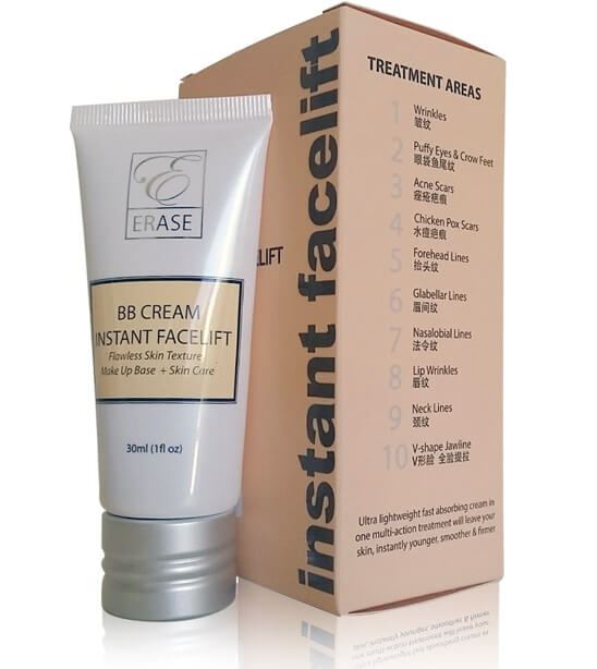 Erase BB Cream Instant Facelift